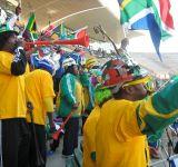 Vuvuzela Interdite dans le Stade d'Arsenal