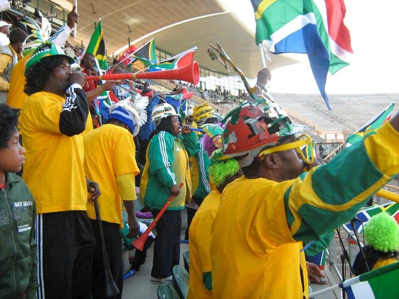 vuvuzela11 Vuvuzela Interdite dans le Stade dArsenal