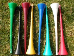 vuvuzela2 300x225 Vuvuzela : Comment sont fabriqués les Vuvuzela